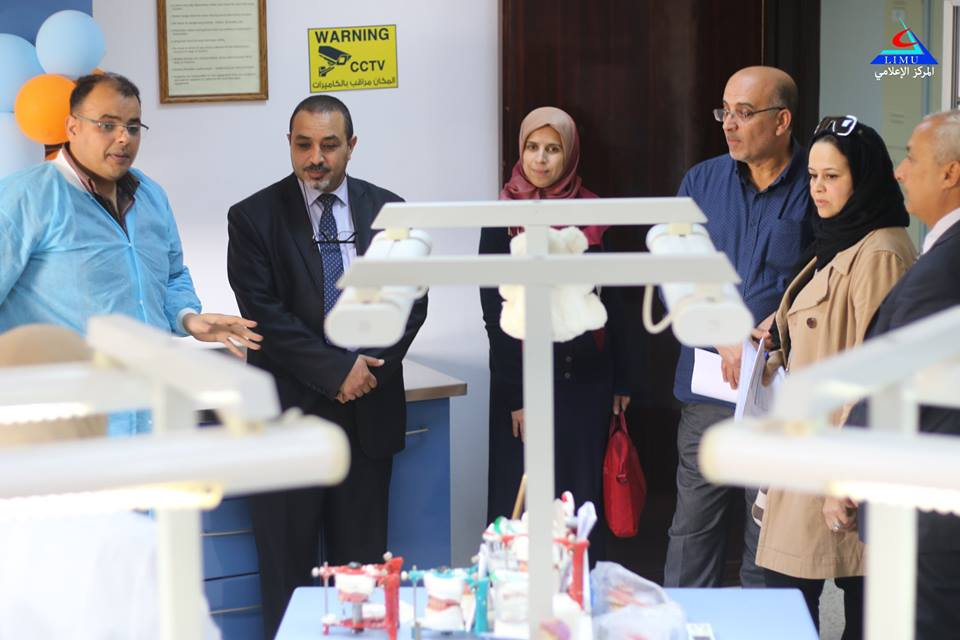 Quality Assurance Center visits the Faculty of Information Technology